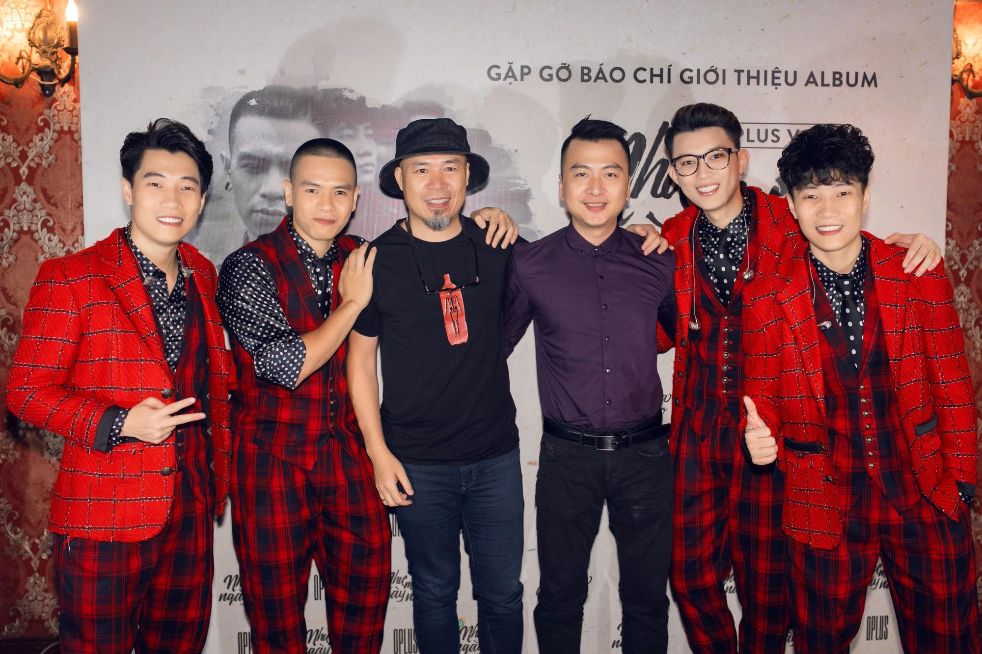 Diva Hồng Nhung hết lòng khen ngợi OPlus trong album nhạc xưa - Ảnh 4.