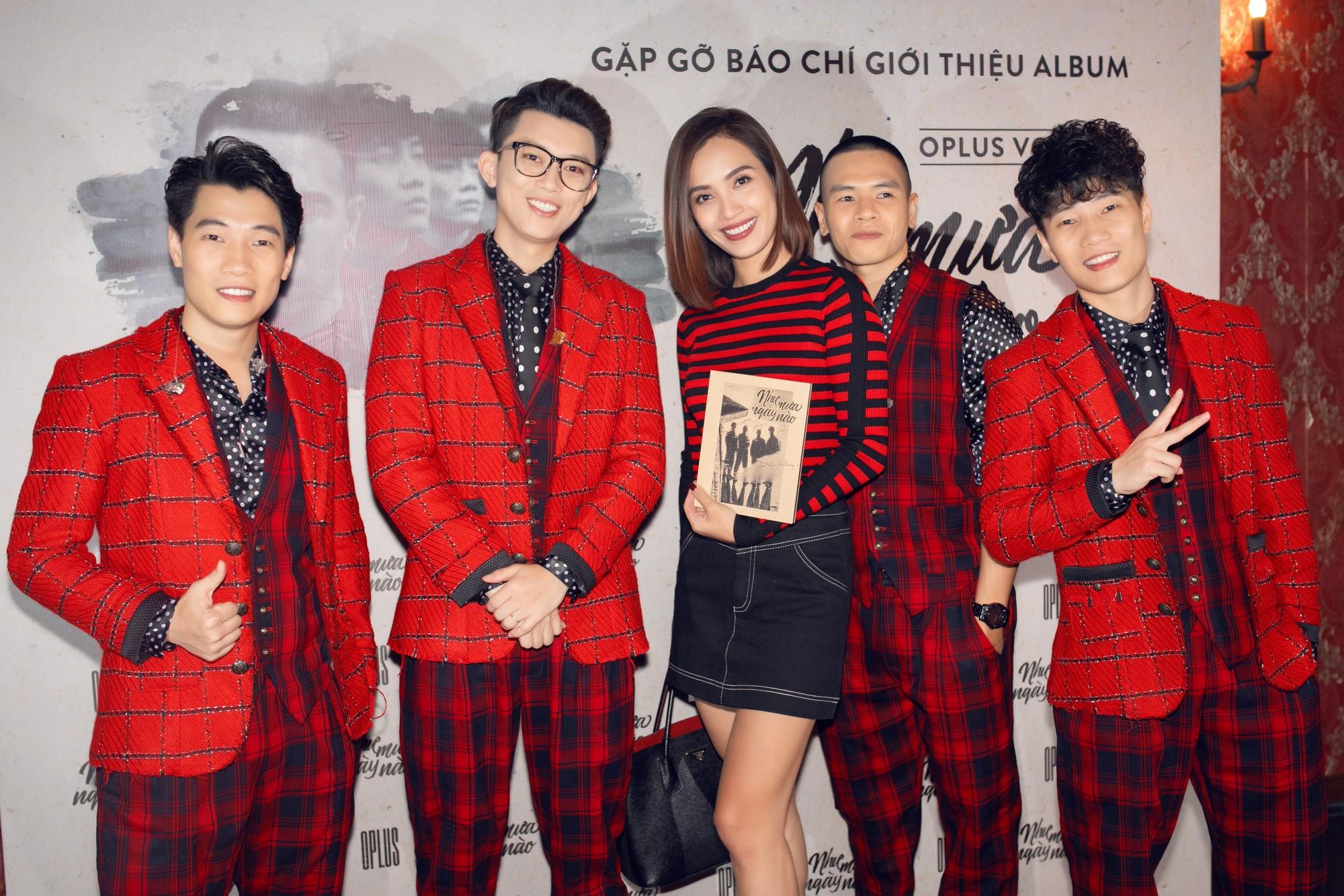 Diva Hồng Nhung hết lòng khen ngợi OPlus trong album nhạc xưa - Ảnh 5.
