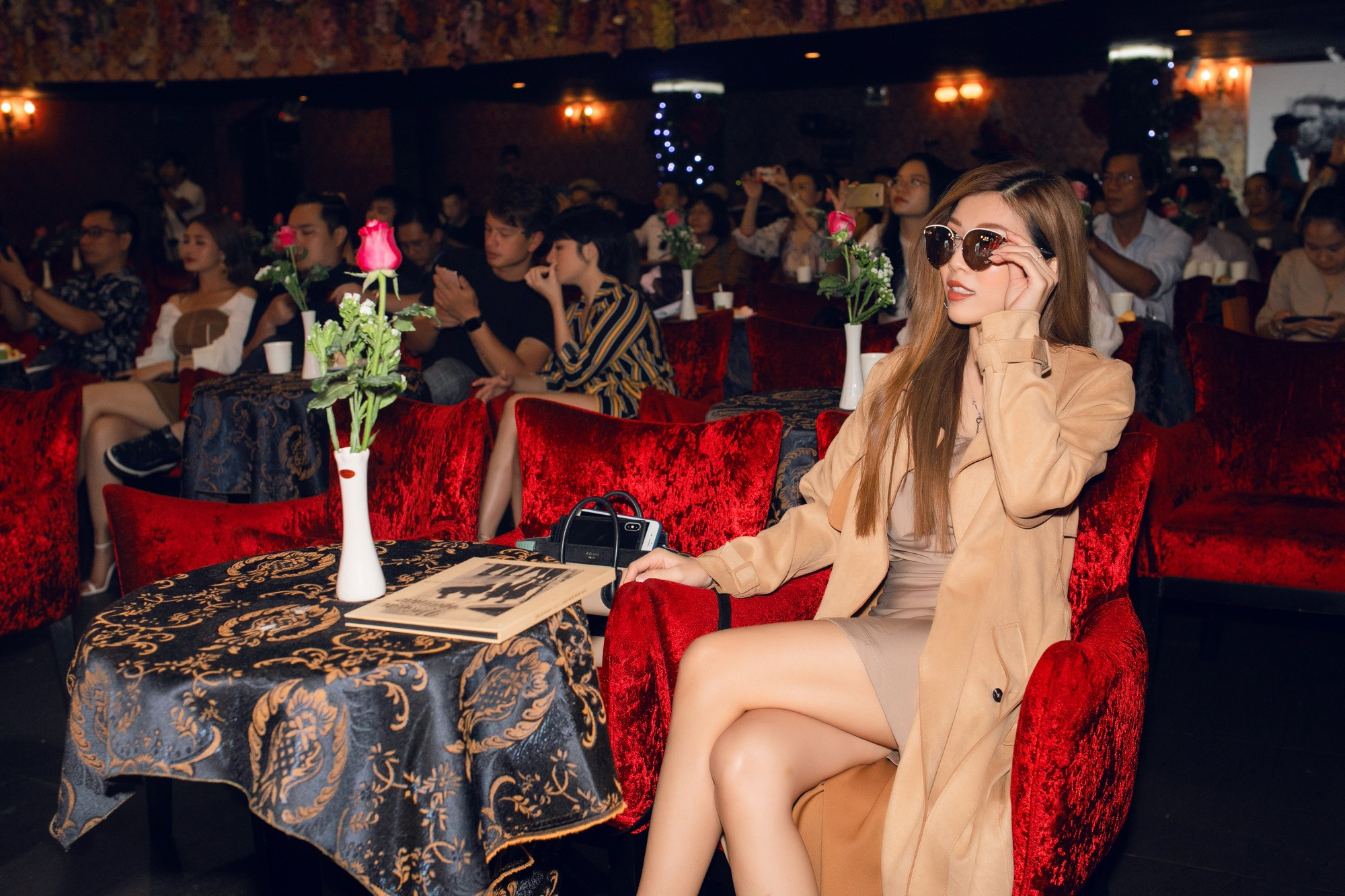 Diva Hồng Nhung hết lòng khen ngợi OPlus trong album nhạc xưa - Ảnh 6.