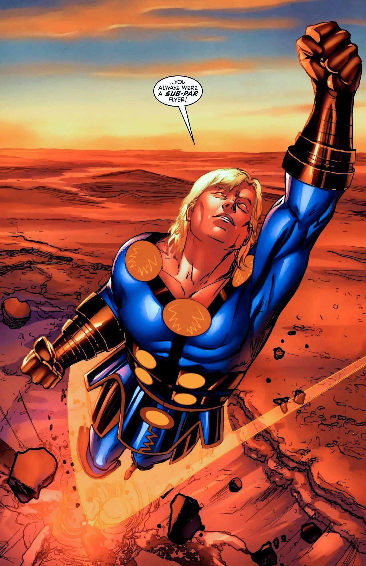 8 nhân vật bom tấn phase 4 The Eternals khiến Marvel bắt về nuôi bằng mọi giá - Ảnh 2.