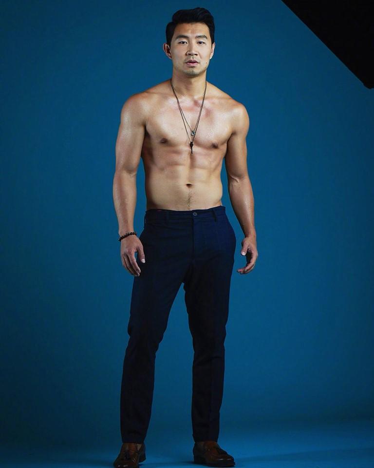 Không phải Bành Vu Yến, mỹ nam giành suất trở thành siêu anh hùng Trung Quốc đầu tiên của Marvel gây sốt với body 8 múi - Ảnh 8.
