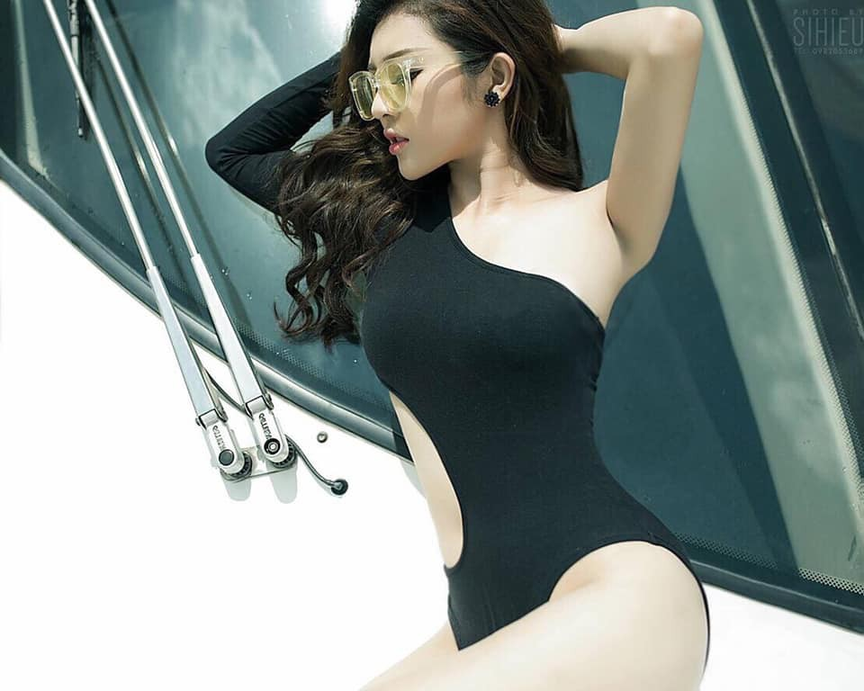 Dàn thí sinh nóng bỏng ghi danh Hoa hậu Hoàn vũ Việt Nam 2019, mỹ nhân nào sẽ tiếp bước HHen Niê trên trường quốc tế? - Ảnh 9.