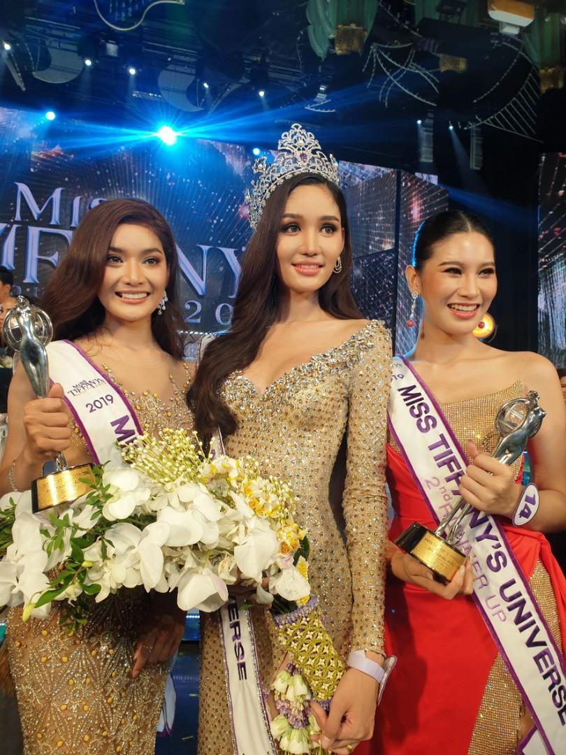 Mỹ nhân vừa đăng quang Hoa hậu Chuyển giới Thái: Cao 1m74, body cực nóng bỏng chẳng kém gì siêu mẫu - Ảnh 8.