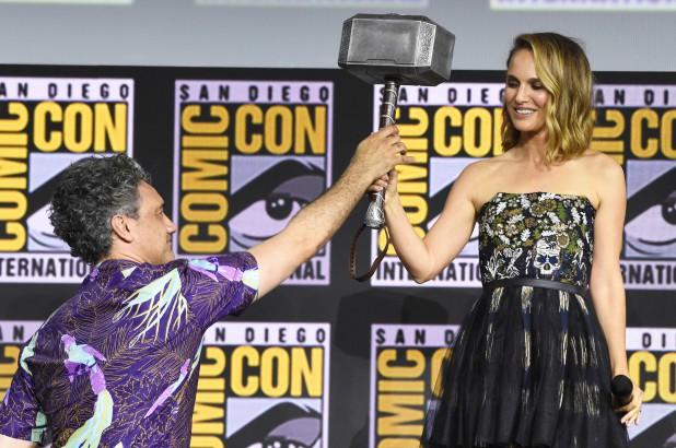 Mời Natalie Portman đóng Thor phiên bản nữ, Marvel muốn chuộc lỗi vì xây dựng Jane Foster quá tệ? - Ảnh 1.