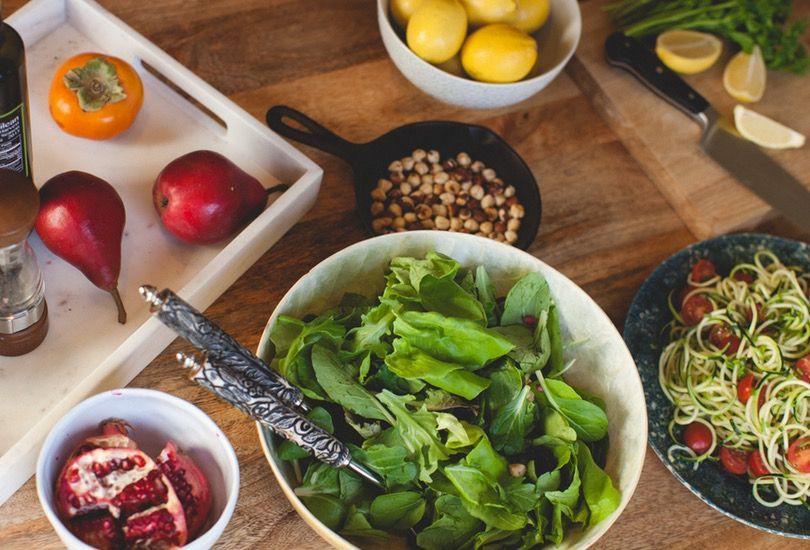 Kết quả hình ảnh cho Ăn nhiều rau hơn vào bữa sáng