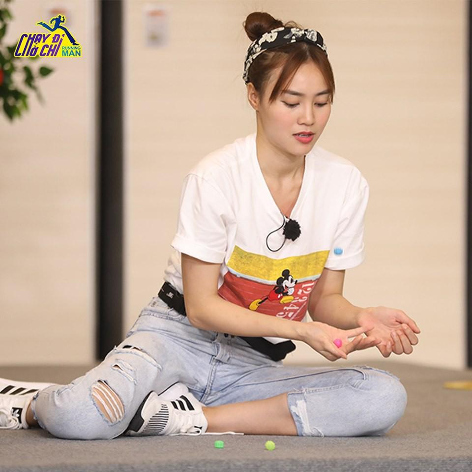 Lan Ngọc được bình chọn là thành viên ấn tượng nhất Running Man Việt mùa 1 - Ảnh 9.