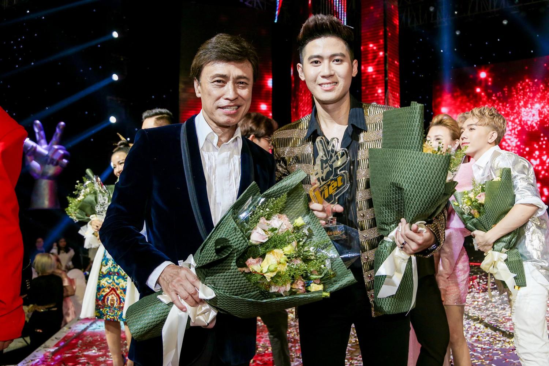 Hoàng Đức Thịnh team Tuấn Ngọc chính là Quán quân Giọng hát Việt 2019 - Ảnh 2.
