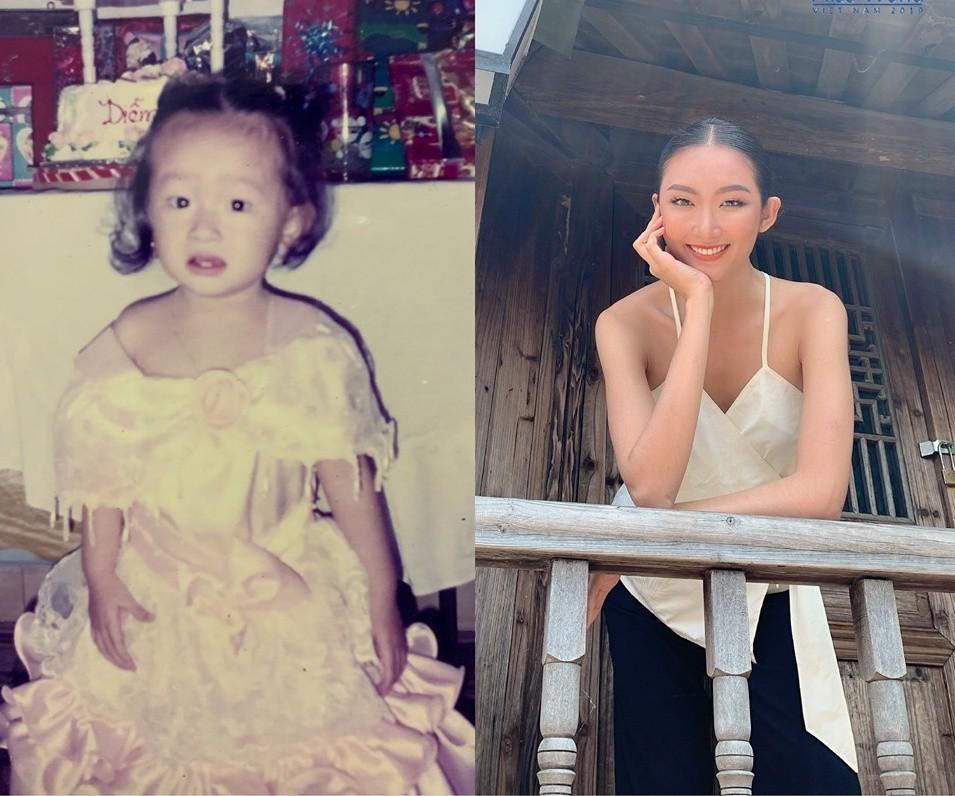 Loạt ảnh ngày ấy - bây giờ của dàn thí sinh Miss World Việt: Thời gian đã biến những cô bé ngố tàu trở thành mỹ nhân cả rồi! - Ảnh 1.