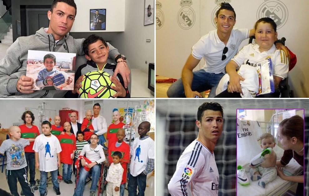 Chỉ bằng hành động cực nhỏ trong một giây nán lại, Ronaldo đã khiến các anti-fan nói anh ích kỷ phải hoàn toàn câm lặng - Ảnh 3.