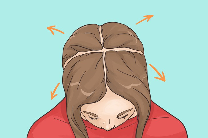 12 lỗi sai điển hình khi dùng máy sấy ảnh hưởng nghiêm trọng tới mái tóc, khiến tóc ngày càng khô rối, hư tổn - Ảnh 6.