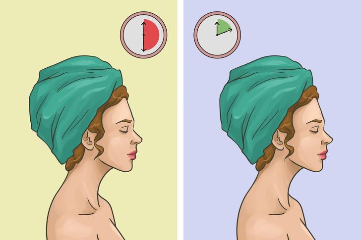 12 lỗi sai điển hình khi dùng máy sấy ảnh hưởng nghiêm trọng tới mái tóc, khiến tóc ngày càng khô rối, hư tổn - Ảnh 7.