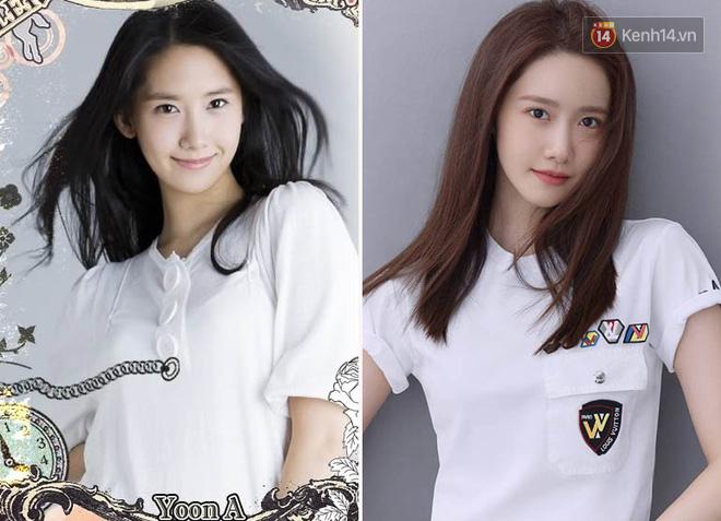 Tóc tai và son phấn thật giản đơn, Yoona lại gây trầm trồ với nhan sắc hack tuổi, trẻ như thời mới debut - Ảnh 4.