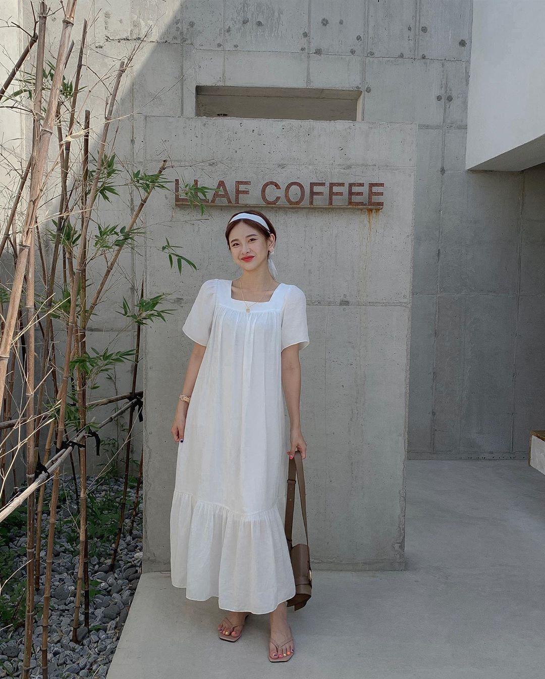 Street style châu Á: 12 set đồ đơn giản nhưng lại giúp phong cách của bạn lên hương - Ảnh 11.