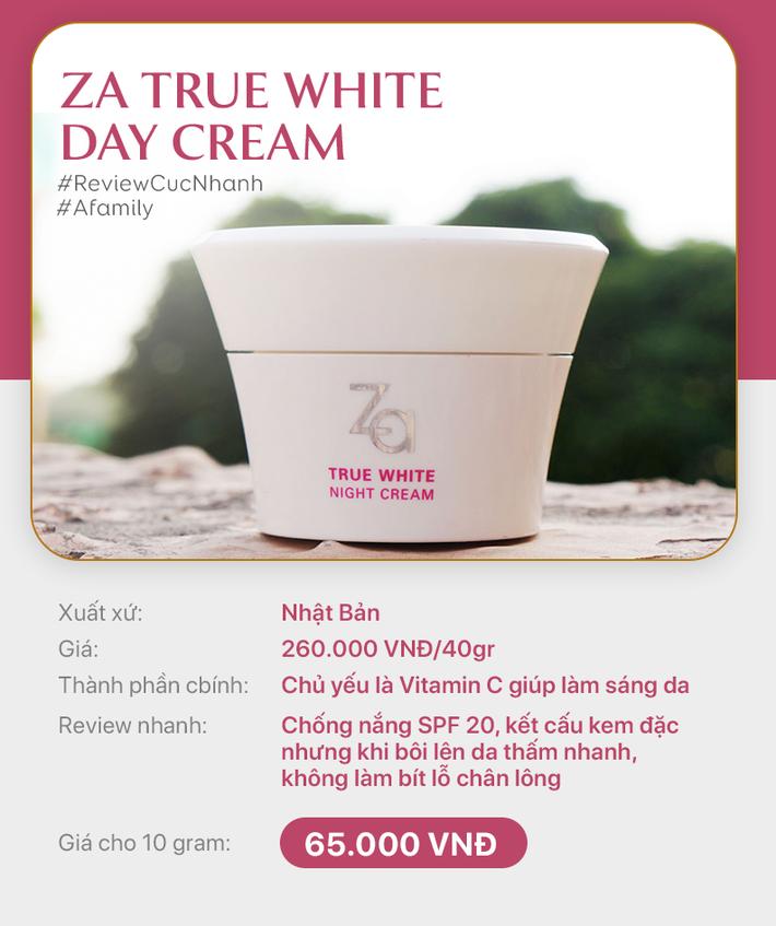 Phân vân không biết mua kem dưỡng sáng loại nào, bạn hãy đọc ngay review nhanh 10 lọ kem giá từ rẻ đến đắt - Ảnh 3.