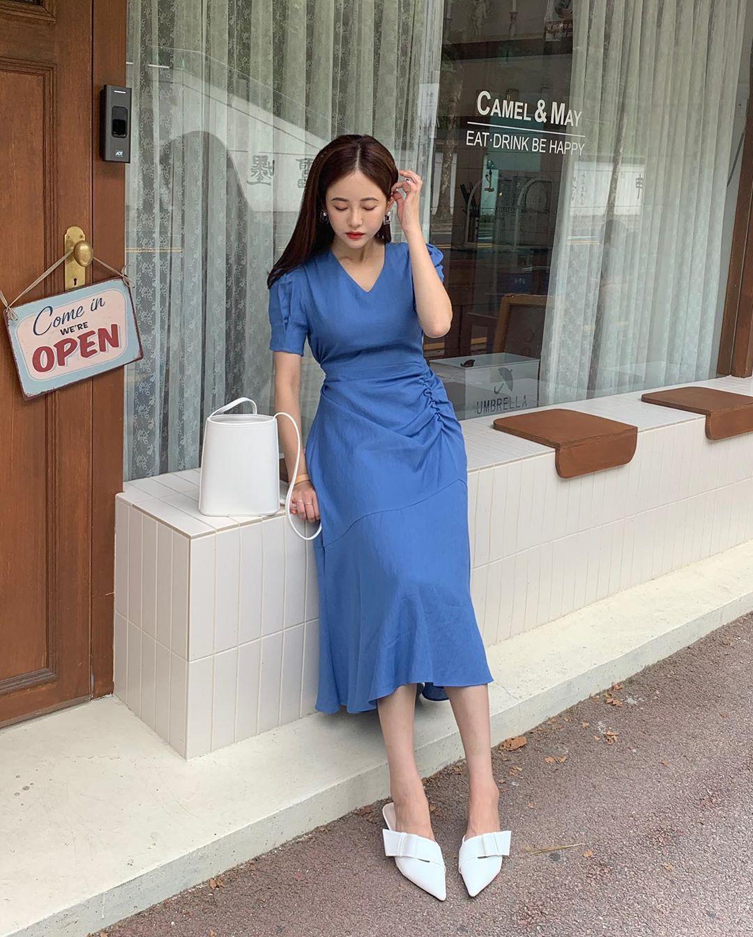 Street style châu Á: 12 set đồ đơn giản nhưng lại giúp phong cách của bạn lên hương - Ảnh 7.