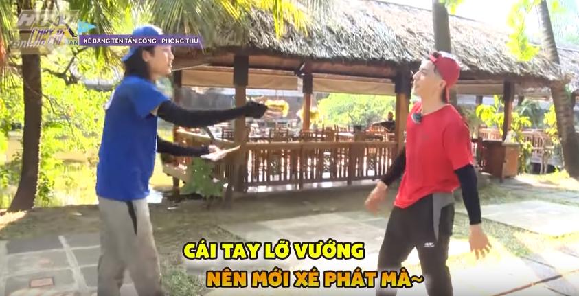 Học ngay bí kíp chơi dơ của BB Trần để sẵn sàng cho Running Man Vietnam mùa 2! - Ảnh 7.