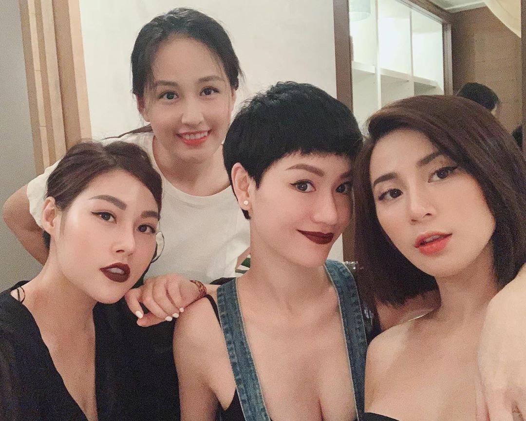 Ngọc Anh Audition hoá ra lại chơi thân với hoa hậu Mai Phương Thuý và Trà My Idol: Hội toàn chị đẹp vậy rồi ai đọ lại? - Ảnh 6.