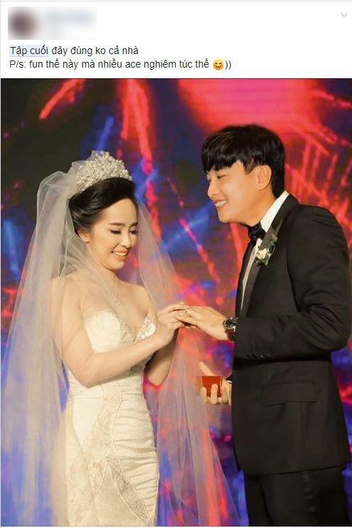 Quỳnh Nga phản ứng khi bị dân mạng dùng ảnh cưới chế giễu: Hôn nhân của tôi tan vỡ nhưng lại bị đem ra làm trò đùa - Ảnh 4.