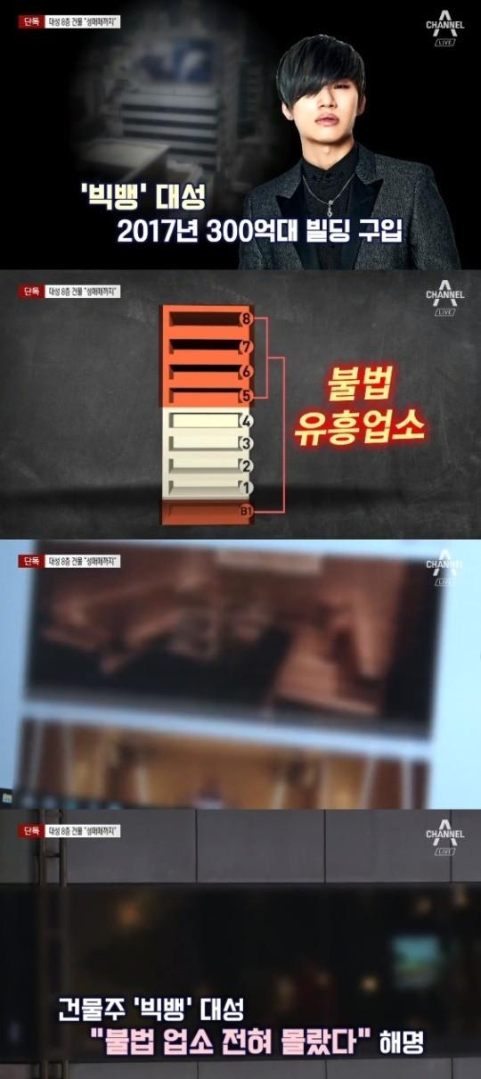 SỐC: Hết Seungri, đến Daesung bị tố sở hữu tòa nhà toàn động chứa gái mại dâm, lời giải thích gây phẫn nộ - Ảnh 1.