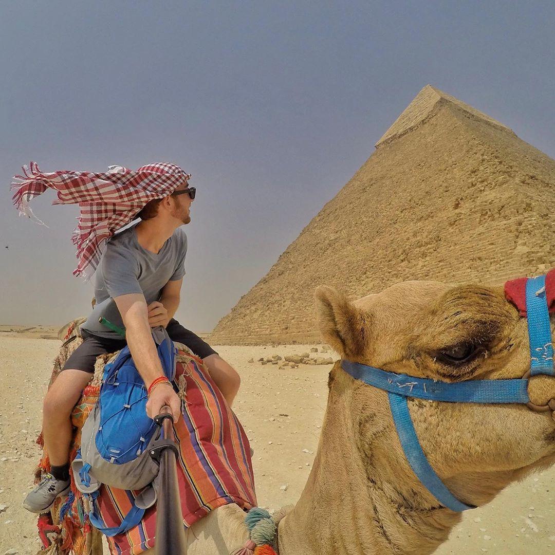 Travel blogger người Mỹ và bảng thành tích du lịch khủng: Đi 133 nước khi mới 26 tuổi, kiếm 25.000 USD mỗi tháng - Ảnh 6.