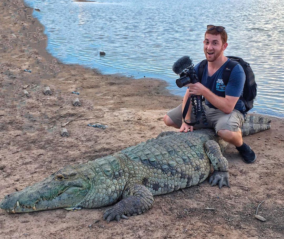 Travel blogger người Mỹ và bảng thành tích du lịch khủng: Đi 133 nước khi mới 26 tuổi, kiếm 25.000 USD mỗi tháng - Ảnh 5.