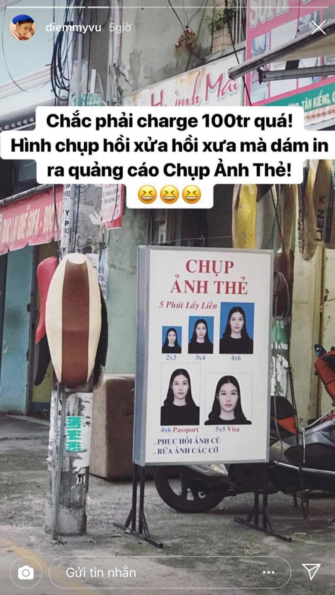 Vu vơ đòi phí 100 triệu vì ảnh thẻ bị sử dụng quảng cáo giữa ồn ào Trương Thế Vinh, Diễm My 9x bị dân mạng tổng tấn công - Ảnh 1.