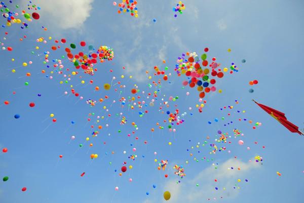 Xúc động bức thư em học sinh lớp 5 gửi tới 40 trường học ở Hà Nội: Mình có thể đừng thả bóng bay vào hôm khai giảng không? - Ảnh 2.