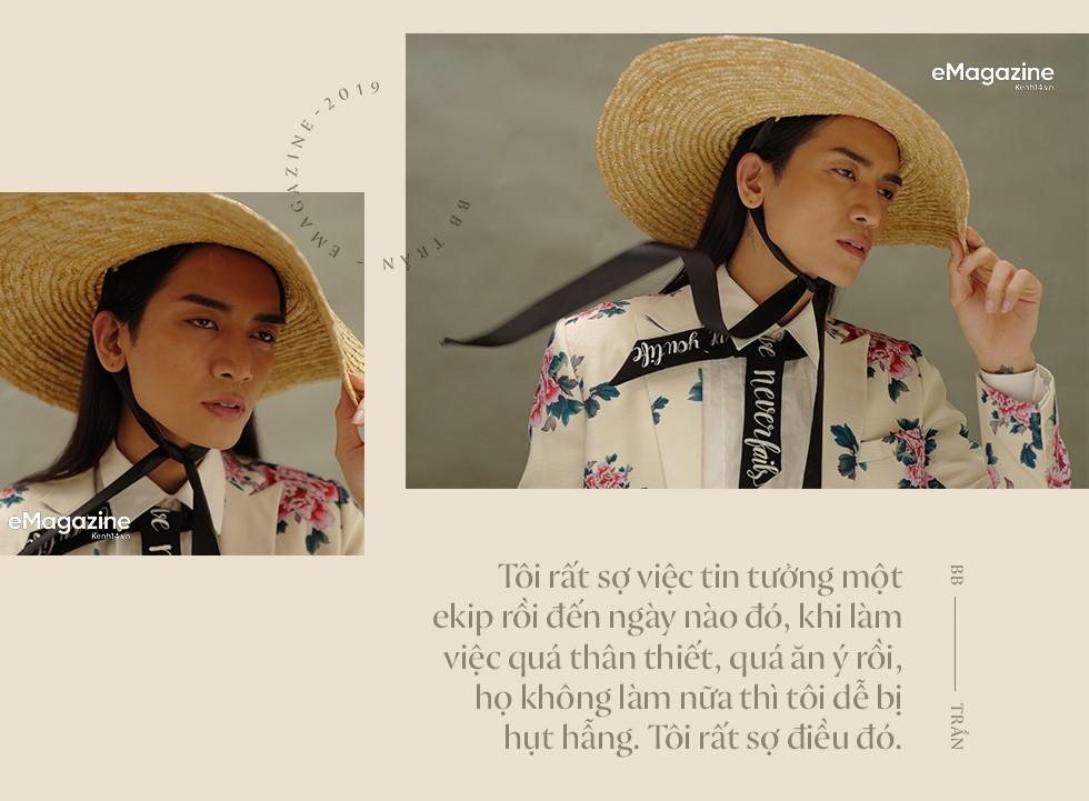 """BB Trần: Tôi luôn quan niệm: Mình có thể chơi dơ nhưng không để cái tính mình dơ"""" - Ảnh 5."""