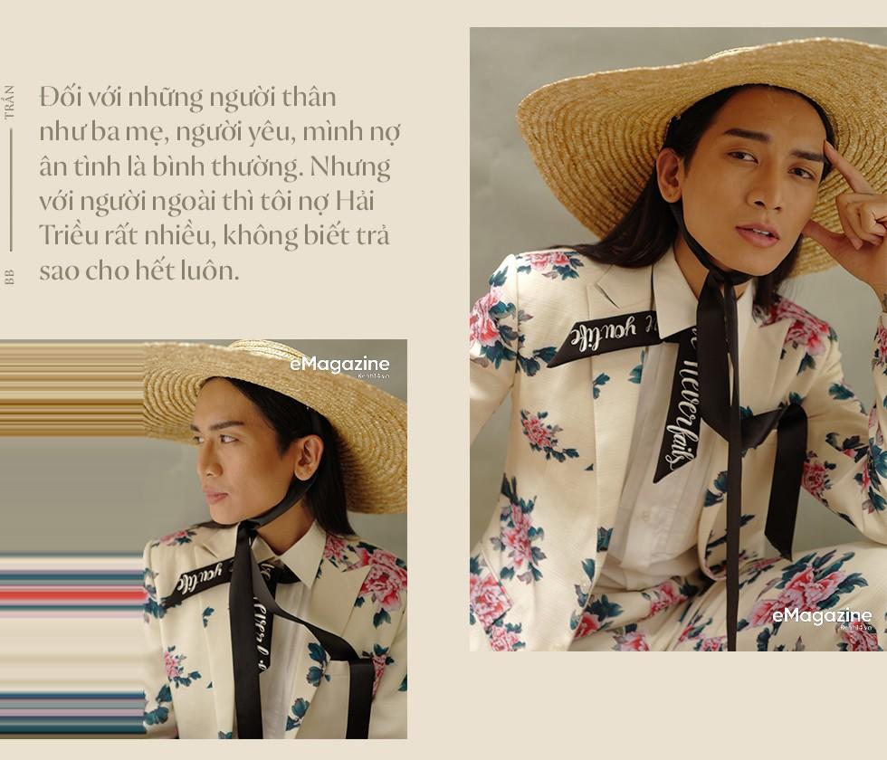 """BB Trần: Tôi luôn quan niệm: Mình có thể chơi dơ nhưng không để cái tính mình dơ"""" - Ảnh 9."""