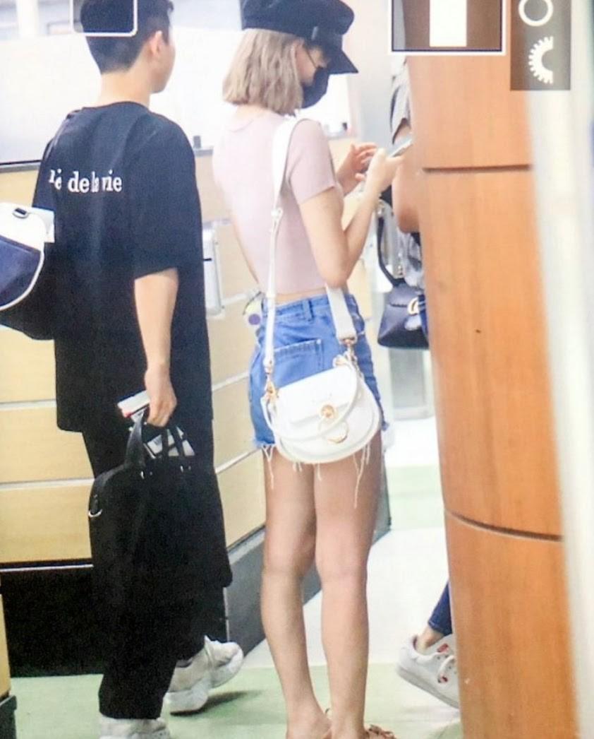 Trong nhóm IZONE có một cô nàng gầy đến mức mặc shorts size bé nhất còn phải khâu lại cho đỡ... tụt - Ảnh 6.