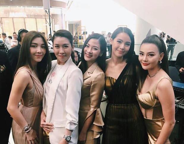 Hai nữ chính nóng nhất Thái đọ sắc cùng 1 khung hình, người đẹp chuyển giới Baifern gọi yêu Yaya là Kasalong của Ni - Ảnh 3.