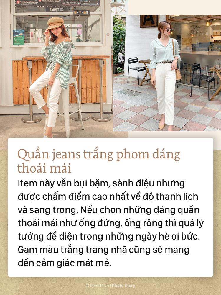 4 kiểu quần jeans bạn tha hồ diện vào mùa hè mà không lo nóng bức - Ảnh 9.