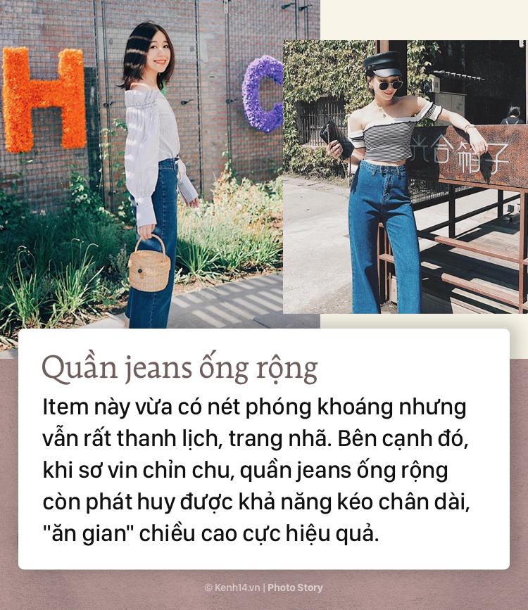 4 kiểu quần jeans bạn tha hồ diện vào mùa hè mà không lo nóng bức - Ảnh 3.