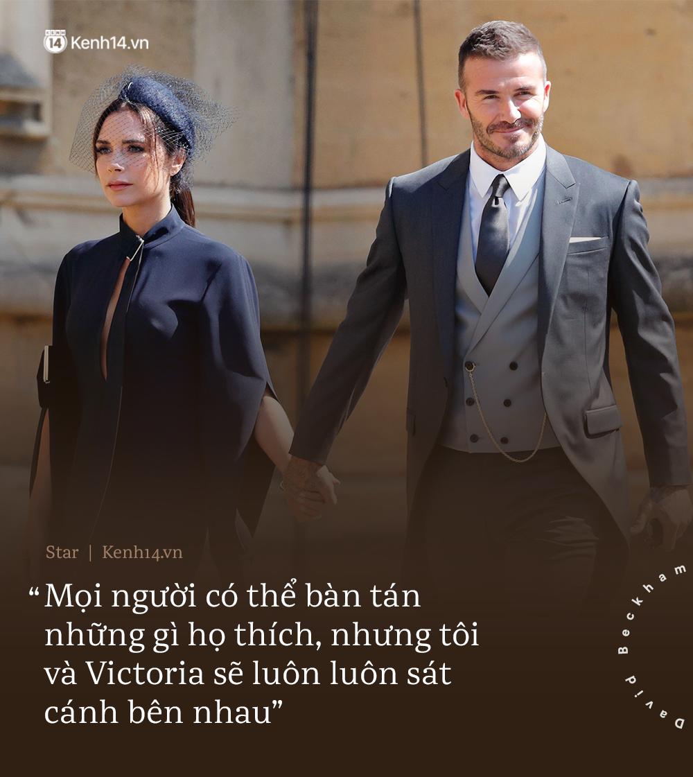 20 năm hôn nhân vợ chồng Beckham: Đây là cách cặp đôi bị ghét nhất nước Anh khiến cả thế giới ngả mũ vì hai chữ hy sinh - Ảnh 1.