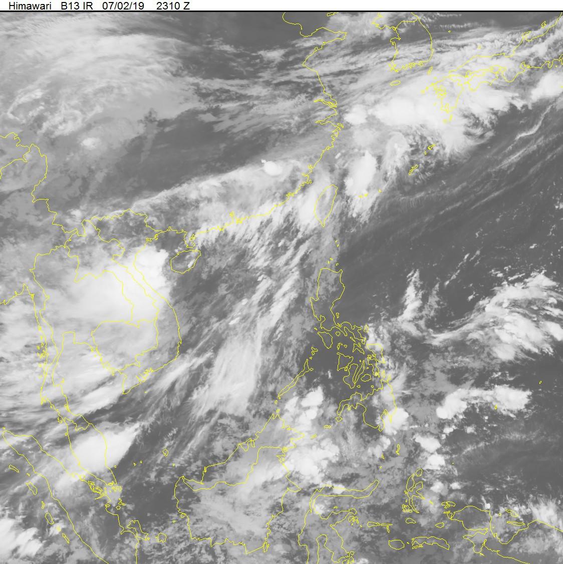 Tin bão khẩn cấp: Áp thấp nhiệt đới chính thức mạnh thành bão số 2, Hà Nội mưa lớn từ chiều nay - Ảnh 2.