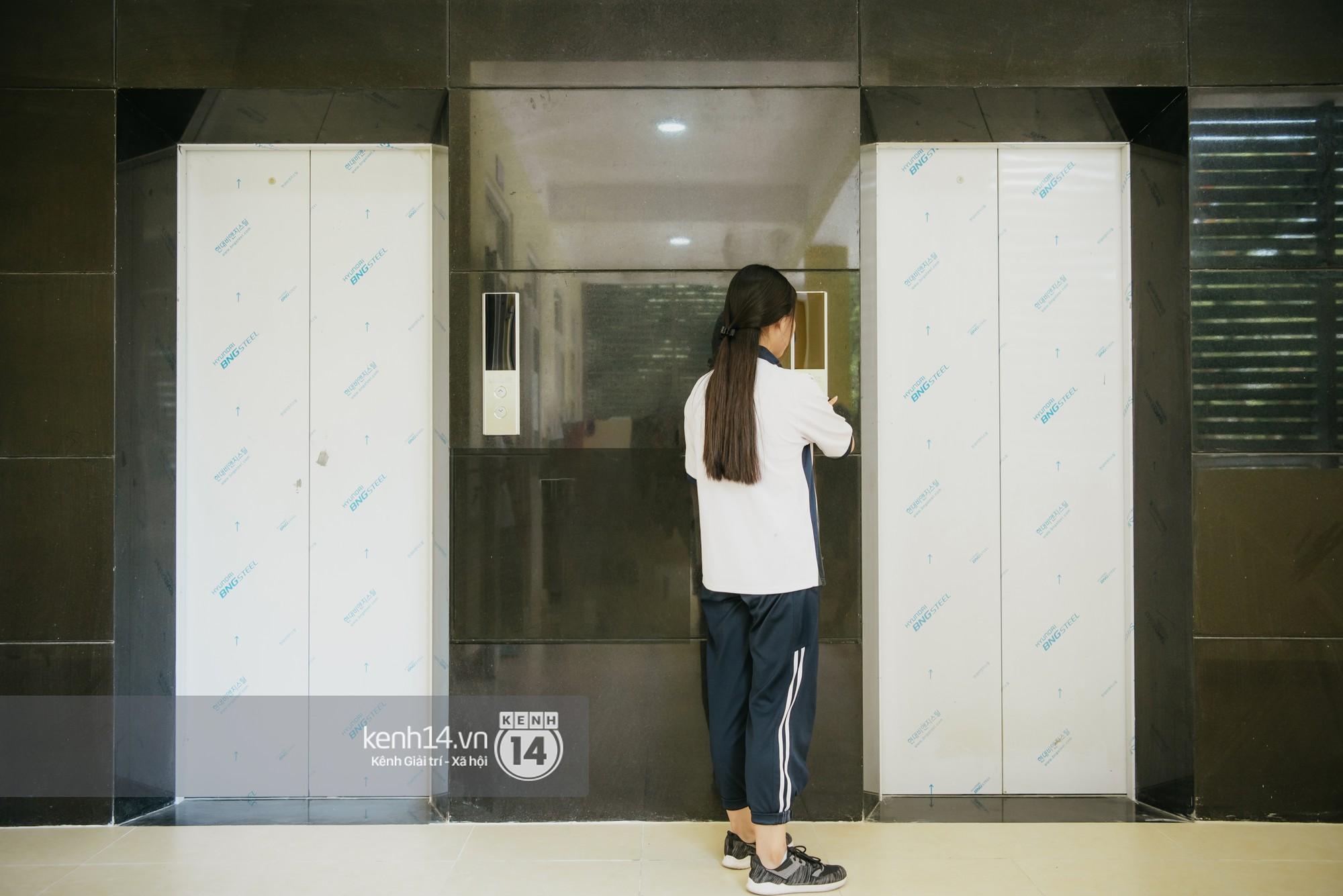 Xuất hiện ngôi trường cấp 3 công lập cao nhất Hà Nội, siêu đẹp và hiện đại với vô vàn góc sống ảo xịn sò - Ảnh 4.