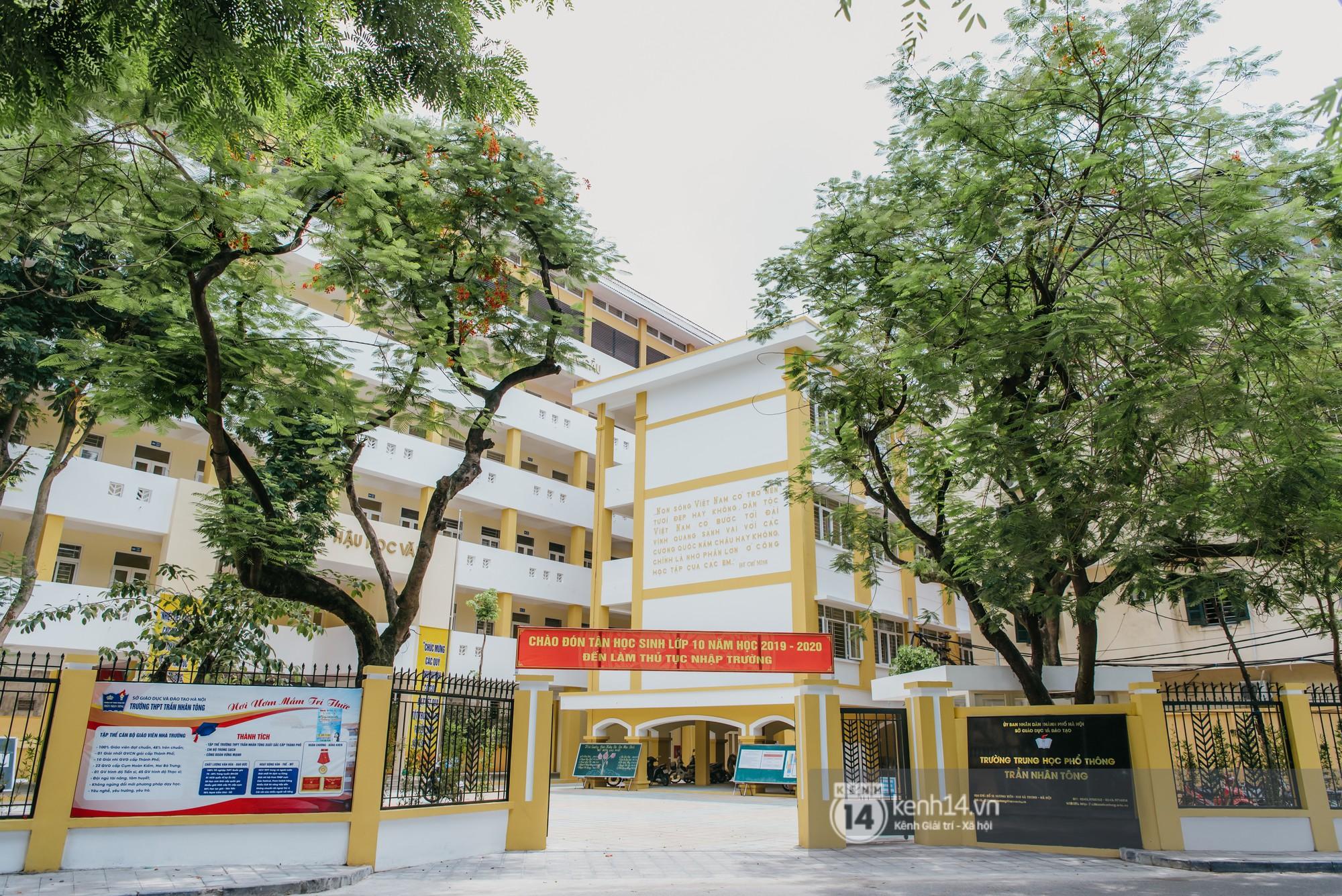 Xuất hiện ngôi trường cấp 3 công lập cao nhất Hà Nội, siêu đẹp và hiện đại với vô vàn góc sống ảo xịn sò - Ảnh 10.