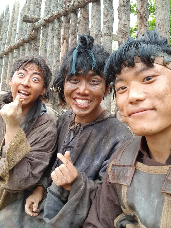 HOT: Có diễn viên người Việt trong bom tấn Arthdal Niên Sử Kí của Song Joong Ki! - Ảnh 1.