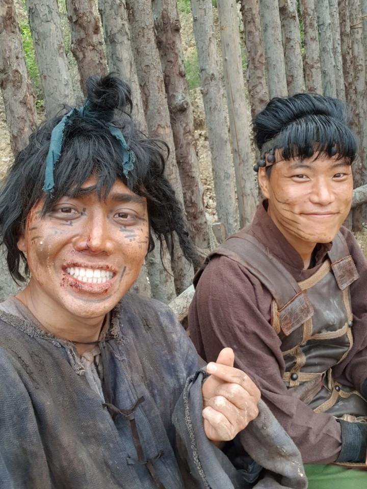 HOT: Có diễn viên người Việt trong bom tấn Arthdal Niên Sử Kí của Song Joong Ki! - Ảnh 5.