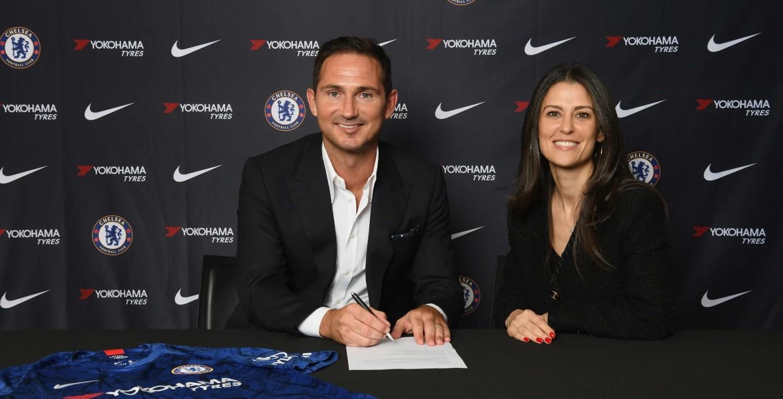 Chính thức: Huyền thoại Lampard trở về làm HLV trưởng Chelsea - Ảnh 1.