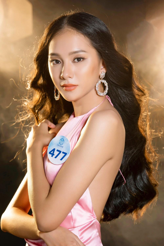 Cận cảnh sắc vóc thí sinh Miss World Việt miền Bắc: Hội chân dài 10x áp đảo, 2 nữ sinh 2001 hứa hẹn bùng nổ - Ảnh 14.