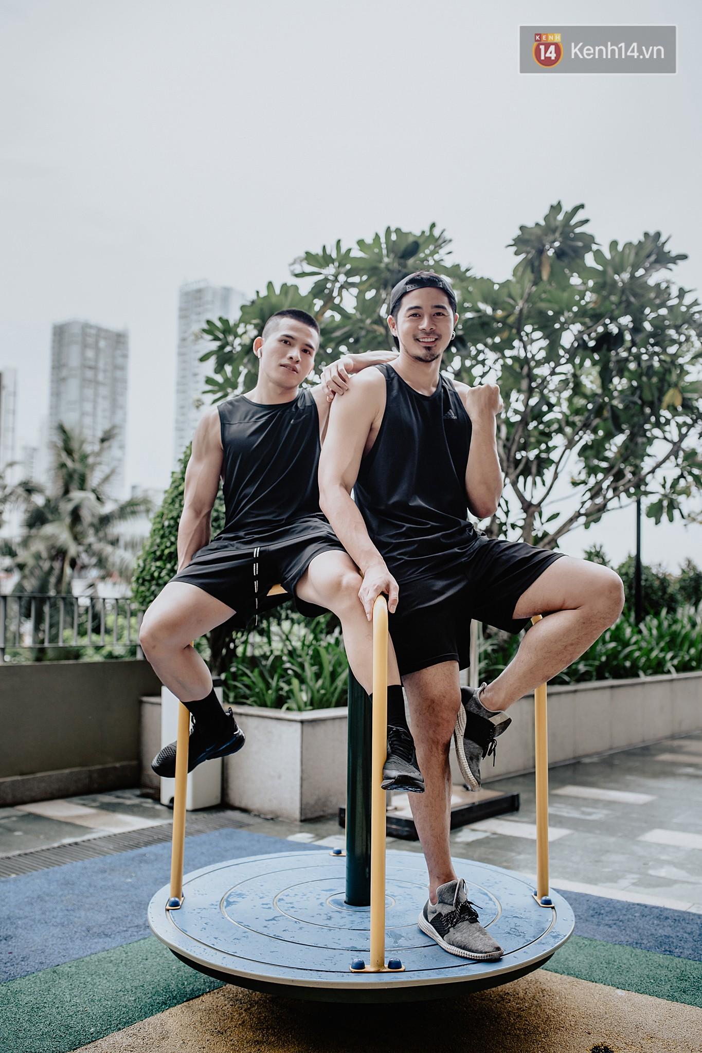 Team Đen - Cuộc đua kỳ thú 2019: Dương Mạc Anh Quân gọi Quốc Thiên là một... con quỷ, nóng tính đến đáng sợ - Ảnh 5.