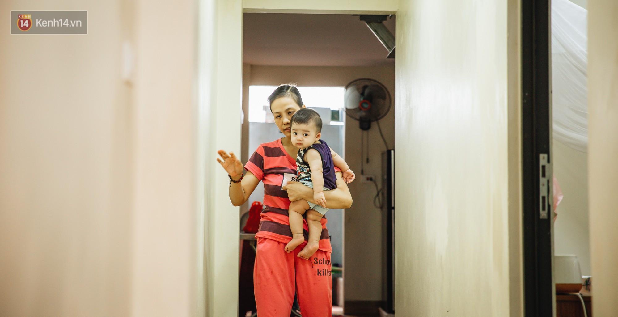 Người mẹ từ chối điều trị ung thư, chấp nhận mất đôi mắt để sinh con: Nếu có thể nhìn thấy con, tôi chẳng còn ước mơ nào lớn hơn thế - Ảnh 1.