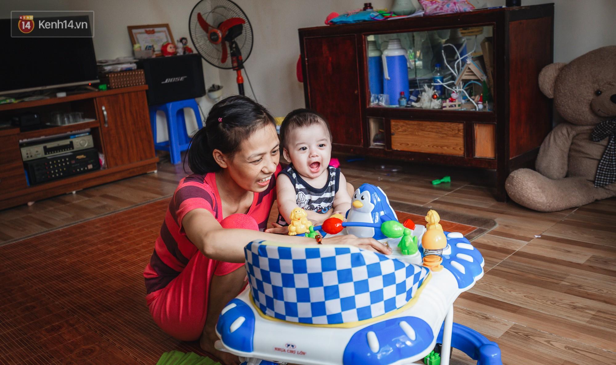 Người mẹ từ chối điều trị ung thư, chấp nhận mất đôi mắt để sinh con: Nếu có thể nhìn thấy con, tôi chẳng còn ước mơ nào lớn hơn thế - Ảnh 12.
