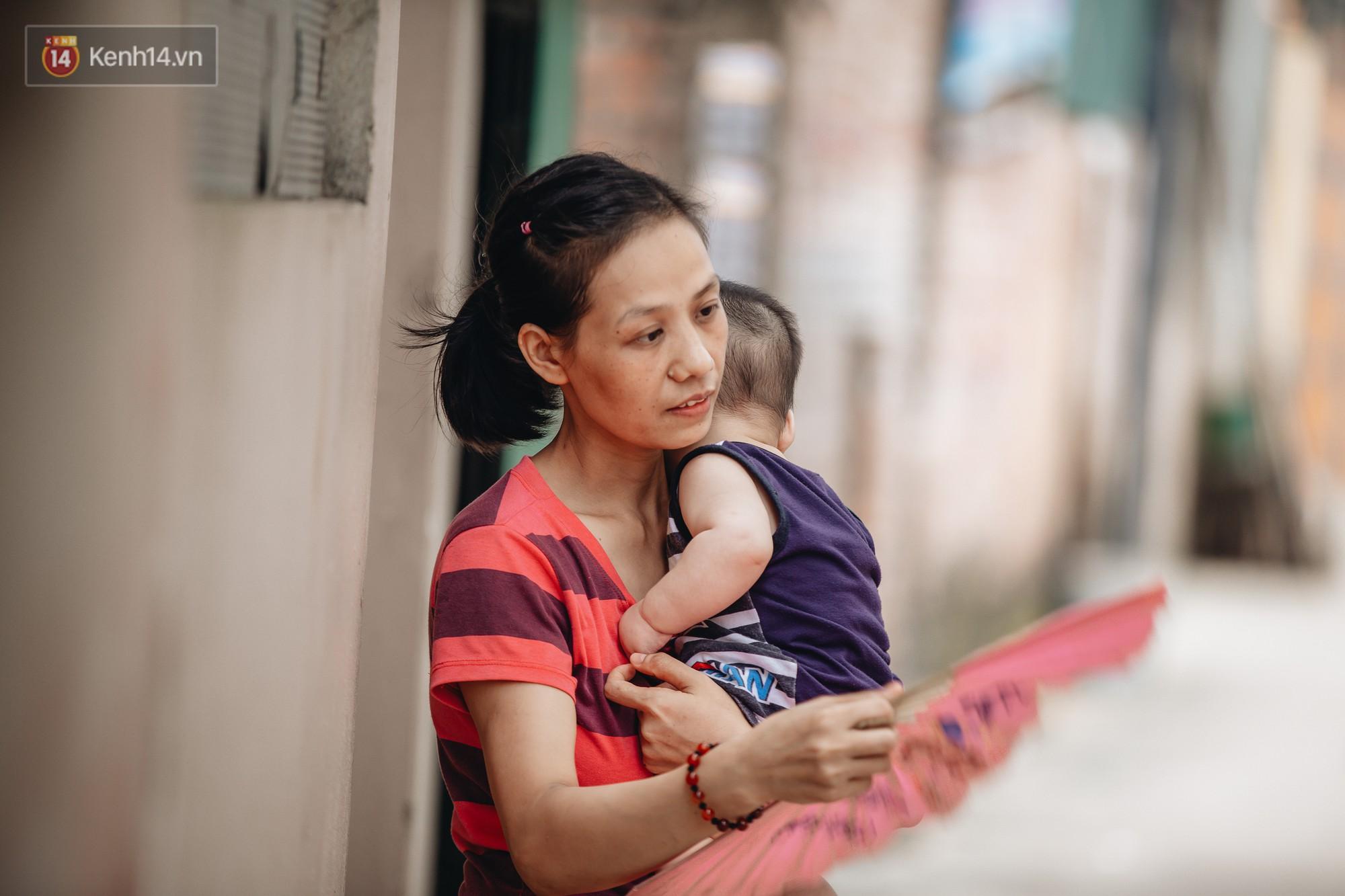 Người mẹ từ chối điều trị ung thư, chấp nhận mất đôi mắt để sinh con: Nếu có thể nhìn thấy con, tôi chẳng còn ước mơ nào lớn hơn thế - Ảnh 8.