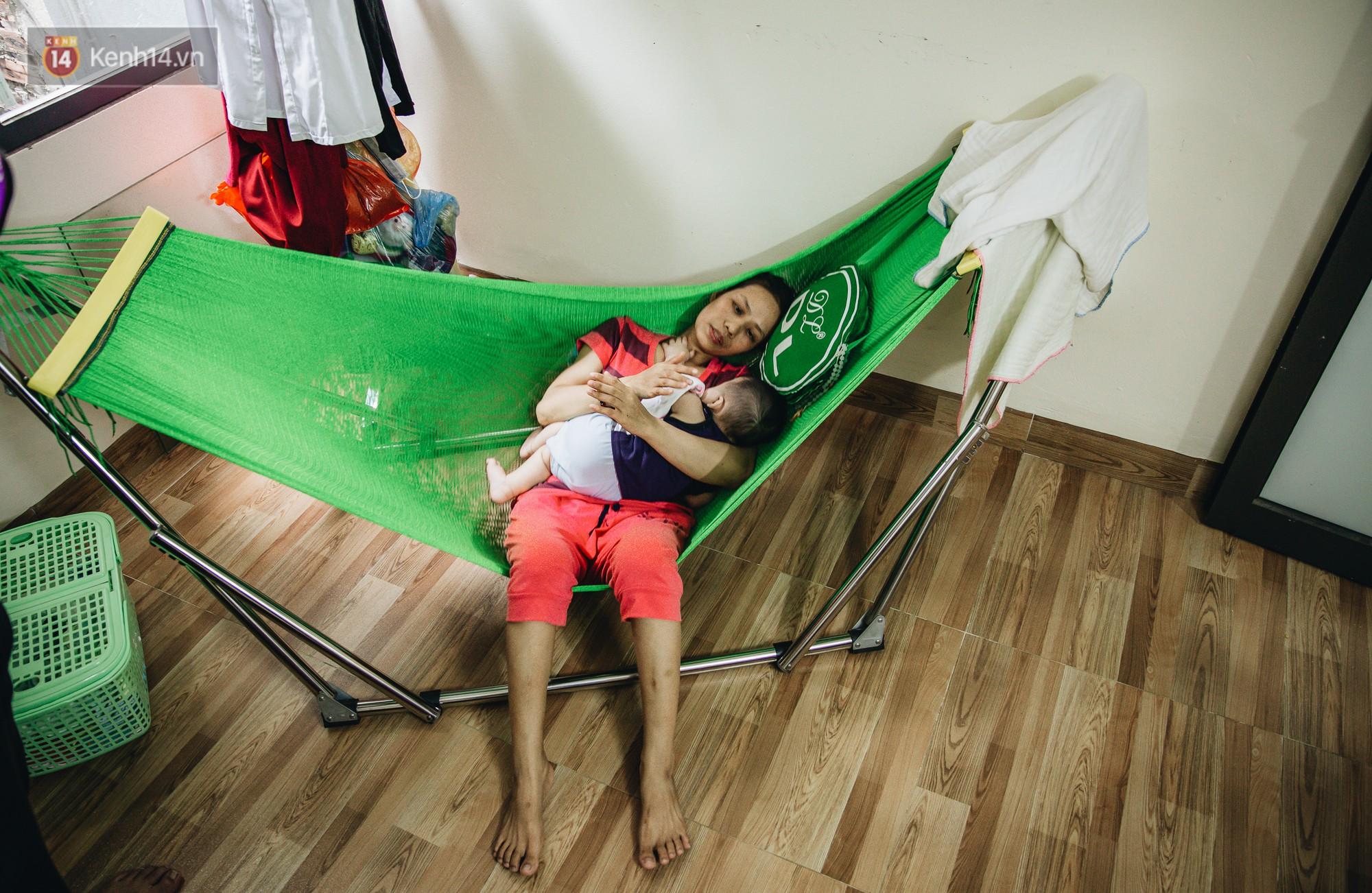 Người mẹ từ chối điều trị ung thư, chấp nhận mất đôi mắt để sinh con: Nếu có thể nhìn thấy con, tôi chẳng còn ước mơ nào lớn hơn thế - Ảnh 3.