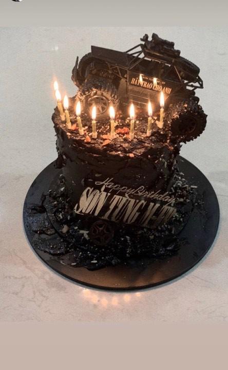Sơn Tùng M-TP đón sinh nhật cực nhắng sau thành công của Hãy Trao Cho Anh - ảnh 2