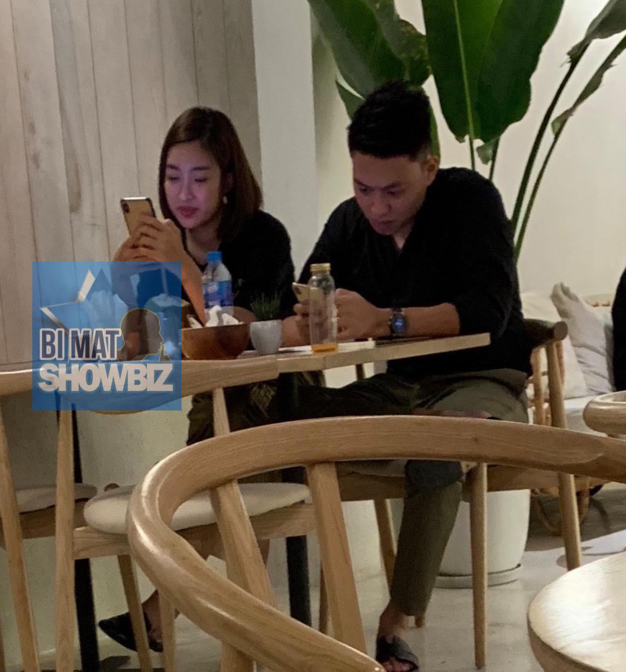 HOT: Đỗ Mỹ Linh bị bắt gặp hôn thiếu gia Bảo Hưng sau thời gian giữ kín chuyện yêu đương - Ảnh 2.
