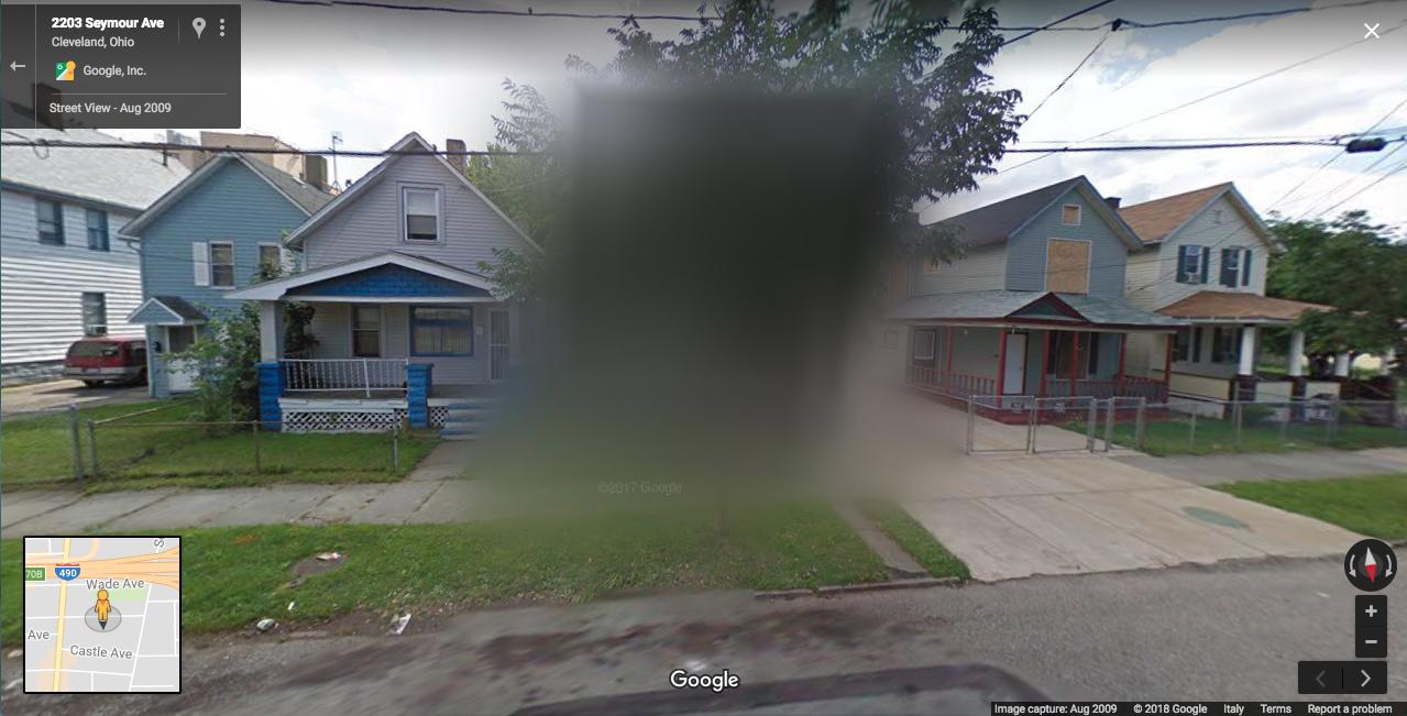 Bí ẩn ngôi nhà ác quỷ không hiển thị trên Google Maps: Từng là hiện trường vụ án chấn động cả nước Mỹ một thời - Ảnh 1.