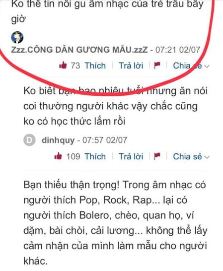 Duy Khoa lên tiếng giải thích về phát ngôn gây hiểu lầm: Nhạc Sơn Tùng nghe như đấm vào tai, không nuốt nổi gu âm nhạc giới trẻ bây giờ - Ảnh 2.